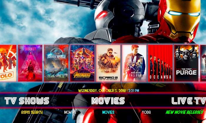 Best Kodi 18 3 Builds (July 2019) - Working List for