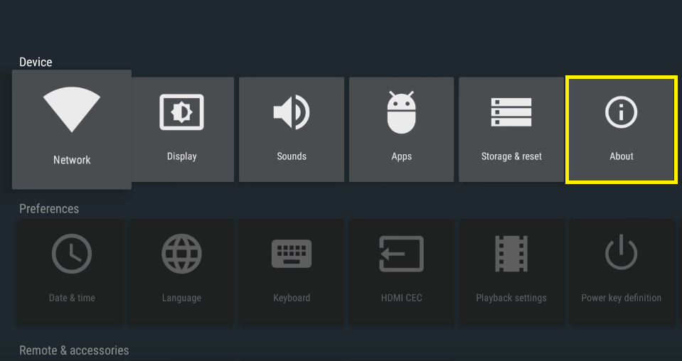 Kodi 18 on Android Box