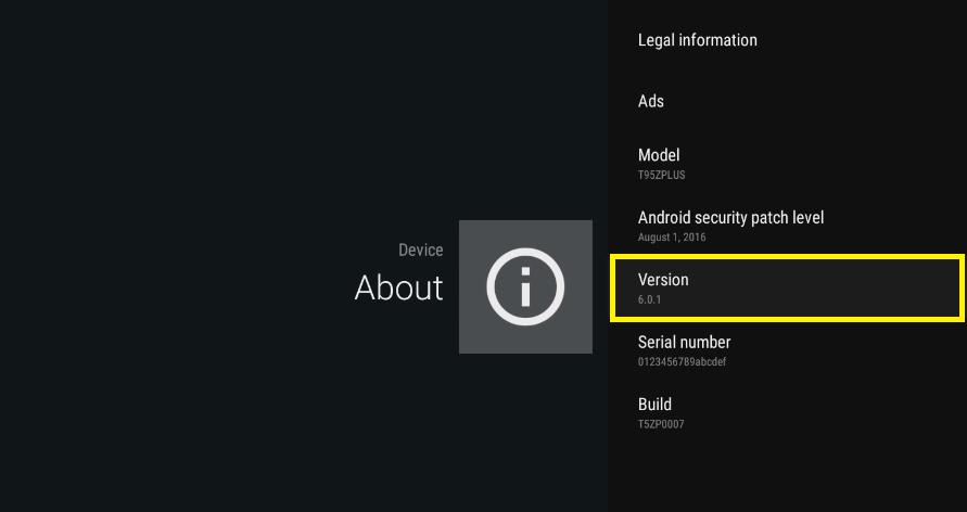 Install Kodi on Android TV Box