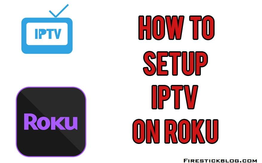 IPTV Roku