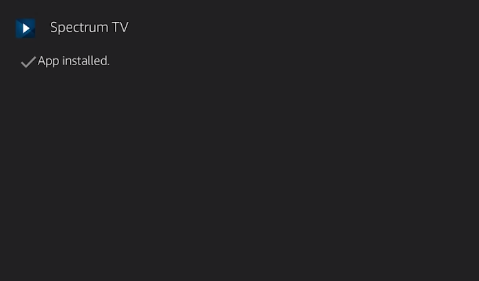 How to install Spectrum TV on fire tv