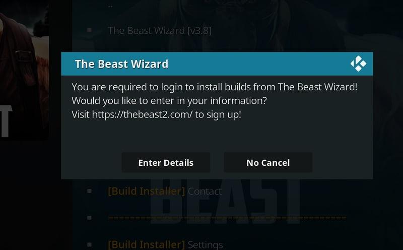 Beast Wizard U.K
