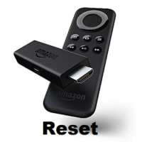 how to reset firestick.