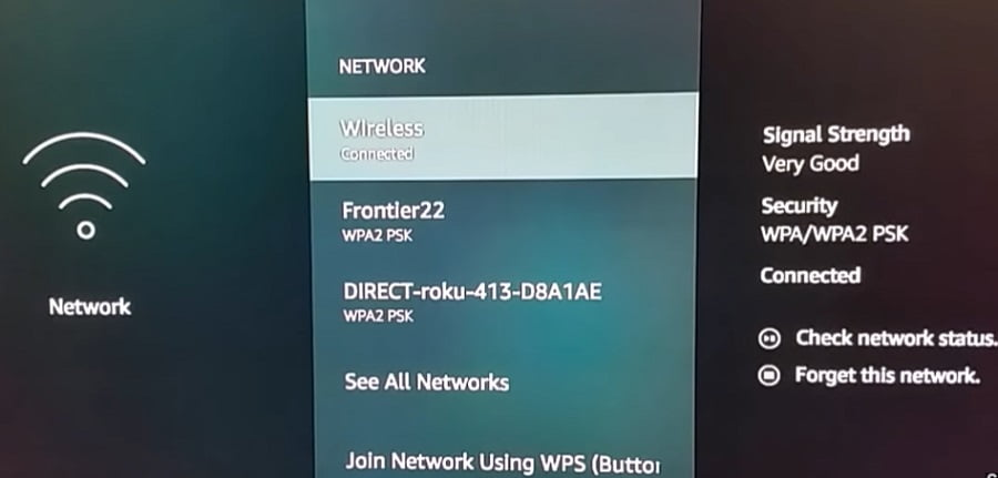 Firestick Wifi issue