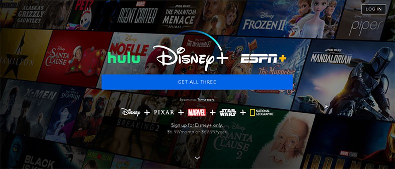 An image featuring how to install Disney+ on FireStick & Fire TV step1