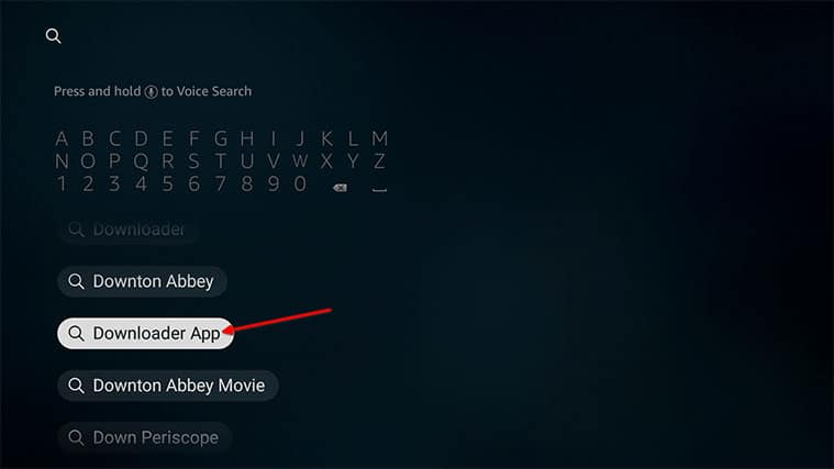 An image featuring how to Install Fire Stick Mobdro APK via Downloader on Your Fire TV Stick step1a