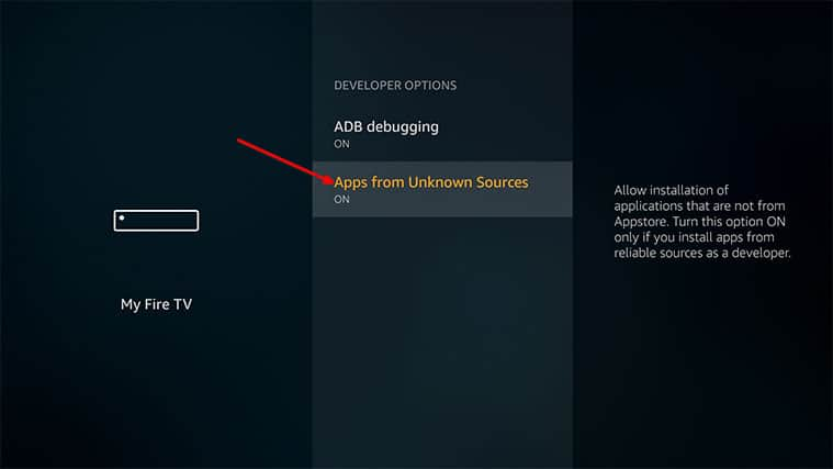 An image featuring Step-by-Step Guide on How to Side-Load Apps on FireStick step4