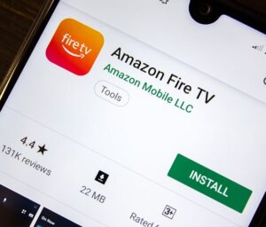 amazon fire tv android application