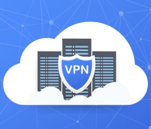 an image of a vector vpn server
