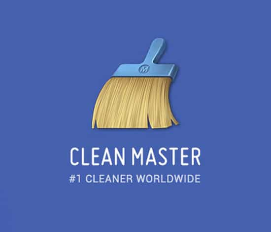 an image of the clean master logo