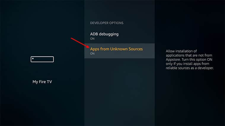 An image featuring how to Install Clean Master on FireStick Using the Downloader App step4