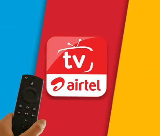 Airtel TV on Firestick featured image