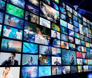 a huge list of tv channels