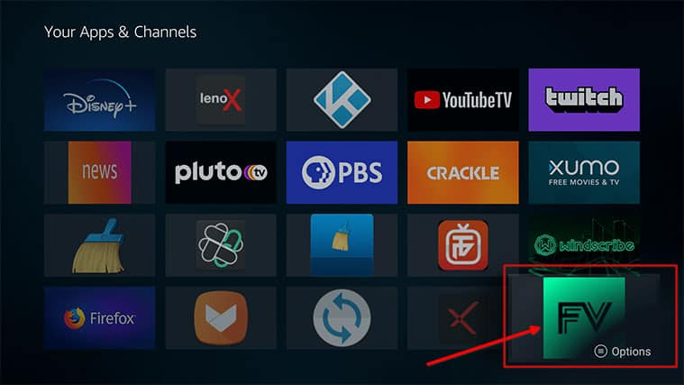 An image featuring how to Get the Downloader App To Install Freeview on FireStick step2h