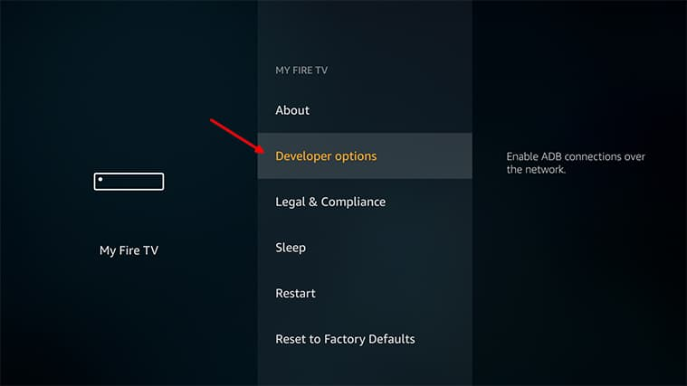 An image featuring how to install a VPN on FireStick step2