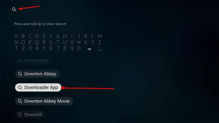 An image featuring how to install NordVPN on FireStick manually step6