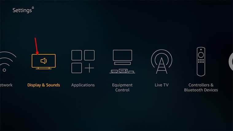 An image featuring how to fix Firestick not playing sound problem by checking your TV step2