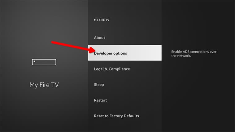 An image featuring how to install Apollo TV on FireStick step3