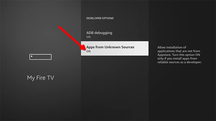 An image featuring how to install Apollo TV on FireStick step4