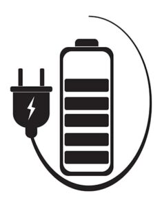 An image featuring charging ability concept