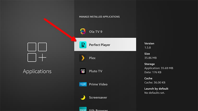 An image featuring how to set up Gratis IPTV in FireStick step21d