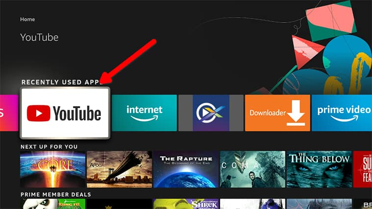 An image featuring How to Install Official YouTube App For Video Content step7